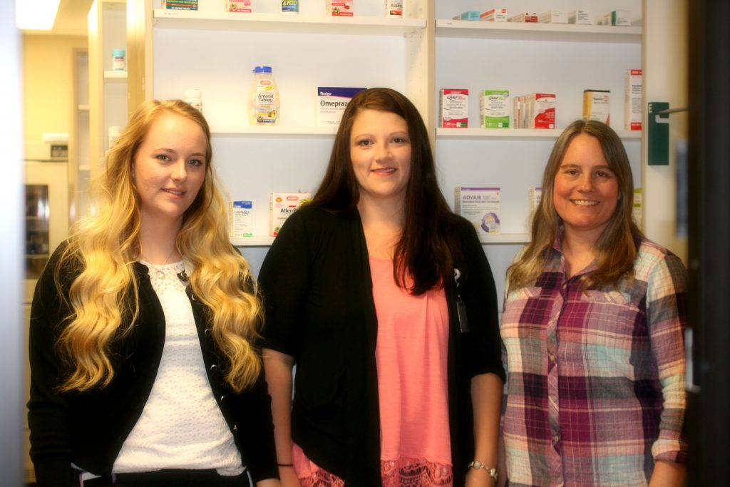 Pharmacy Staff