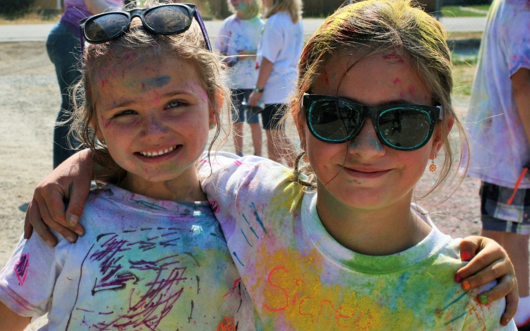 Kids Camp and Color Run